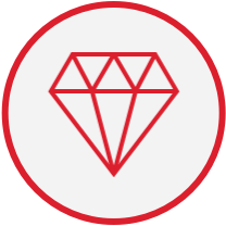 AbcomDSS diamond icon