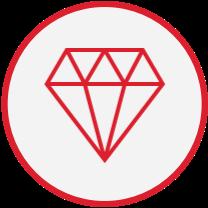 AbcomDSS diamond icon